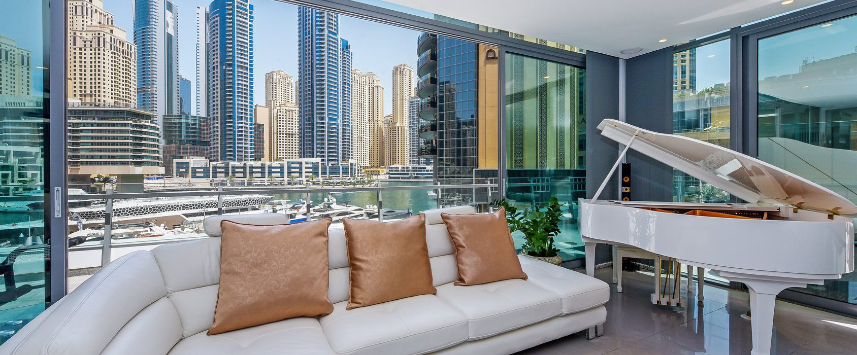 3 Bedroom Apartment for Sale in Silverene Tower B, Dubai ...