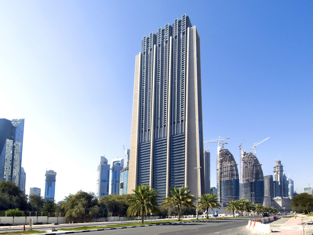 The Index (One Central Park), DIFC