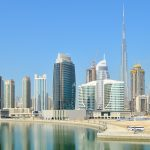 Dubai waterfront district