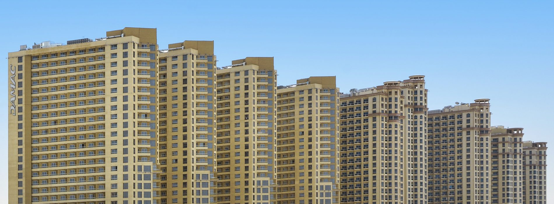 Dubai's inexpensive residential communities