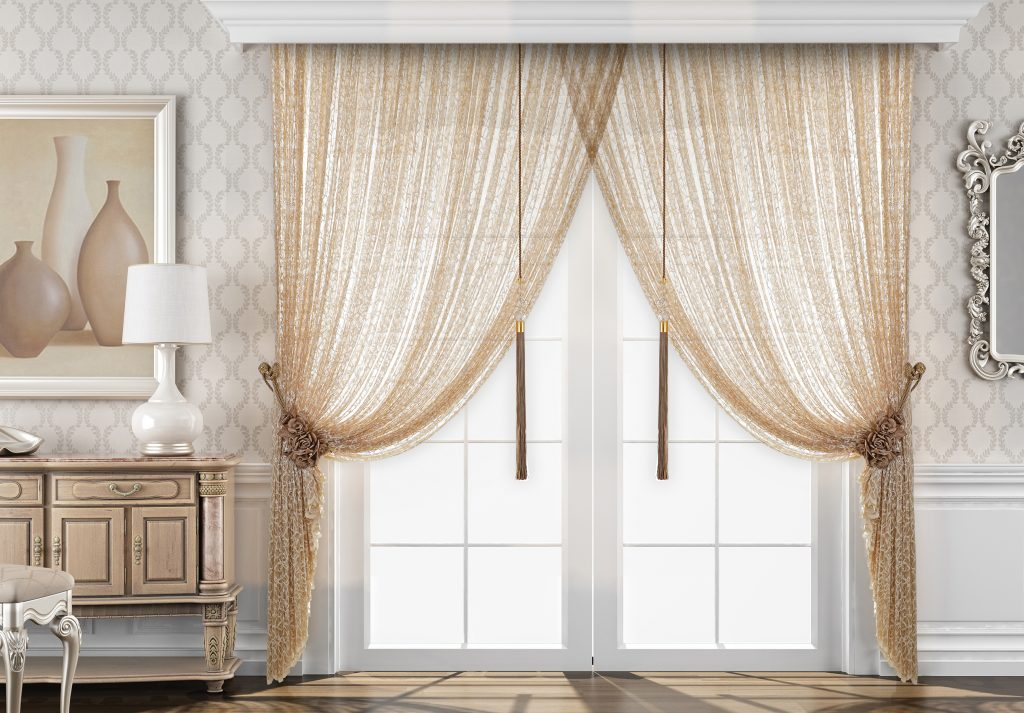 Curtains up - Property maintenance